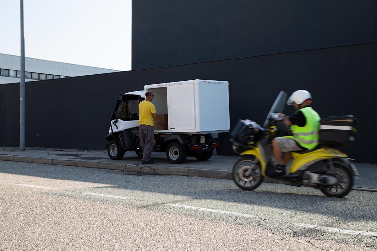 Alke Elektrofahrzeuge - Straßenzugelasse Fahrzeuge